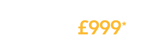 We will sell your home for £999* + VAT