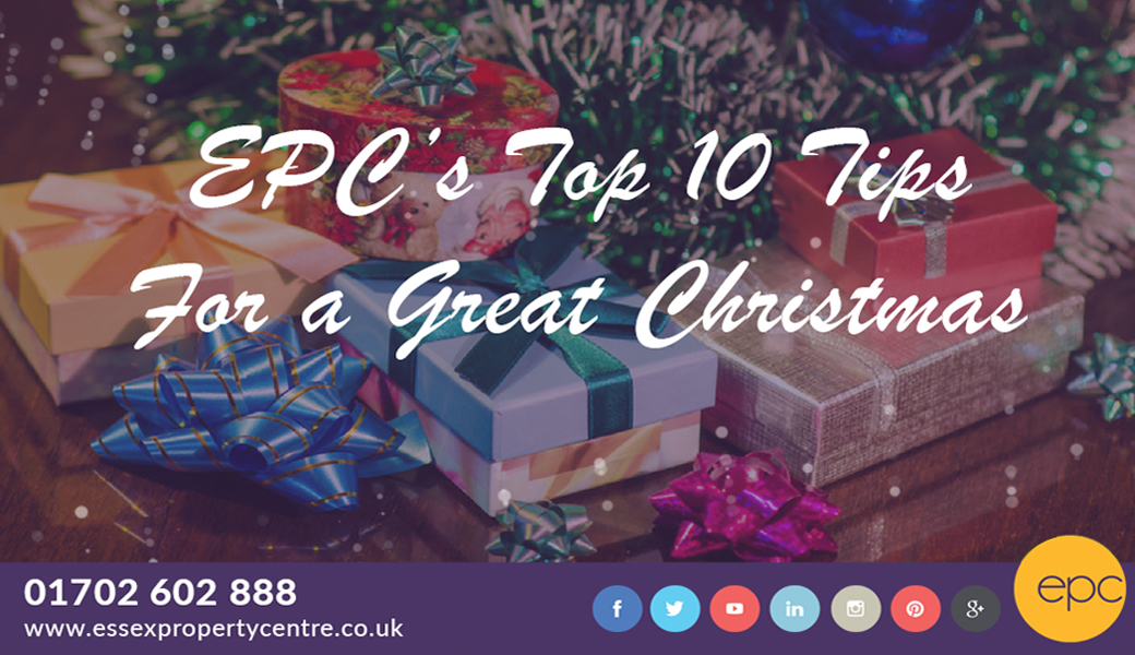 EPC's Top Ten Tips For a Great Christmas